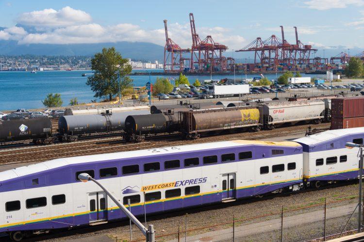 West Coast Express, BC